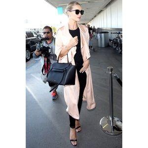 Handbags - Beautiful Black Bag- CELINE Look A LIKE